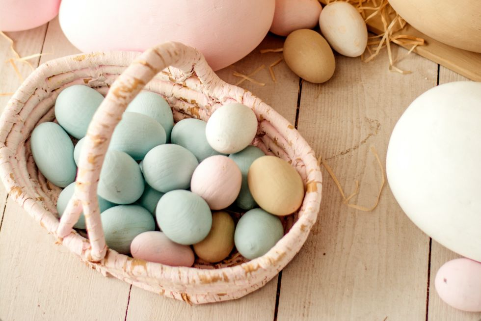 Easter Baskets and Their Hullabaloo